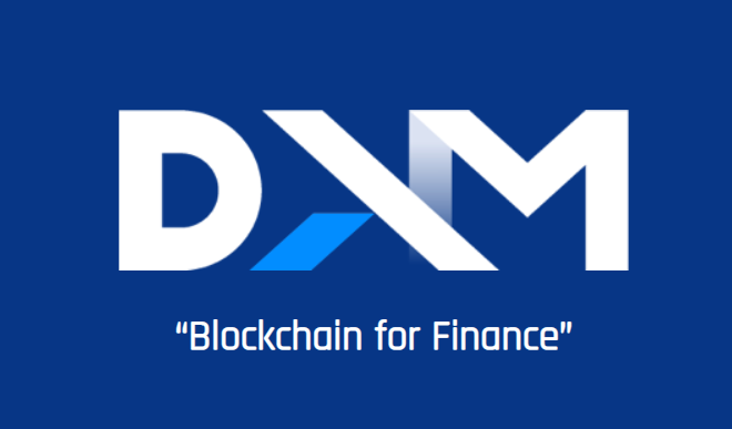 두나무의 암호화폐 금융 자회사 DXM. 출처=DXM